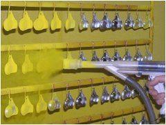 povrchové úpravy kovov