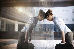 príznaky a liečba syndrómu vyhorenia