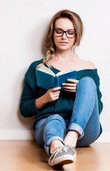 správna vzdialenosť pri čítaní
