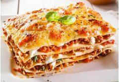 ako urobiť lasagne zapečené s brokolicou