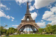ako zdolať Eiffelovku