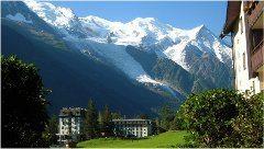 mesto Chamonix