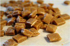 ako pripraviť drvený karamel