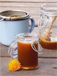 ako pripraviť púpavový med