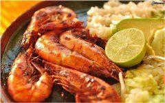 ako urobiť cesnakové krevety