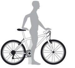 11502dee8 Ako vybrať veľkosť bicykla? | Ako a Prečo?