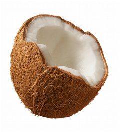 jednoduchý postup ako otvoriť kokos