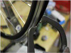 nástroj na vycentrovanie kolesa