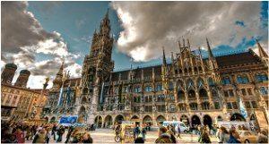 pamiatky v Mníchove