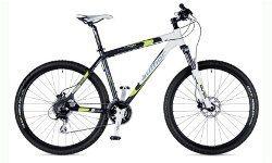 veľkosť horského bicykla