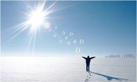 vitamín D zo slnka