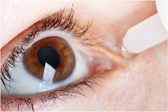 ako liečiť suché oči