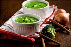 ako urobiť brokolicovú polievku