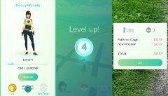 ako v Pokémon GO získavať skúsenosti a Combat Points