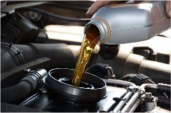 ako veľmi ľahko vymeniť olej v motore
