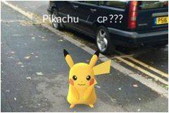 ako získať pikatchu v hre Pokémon GO