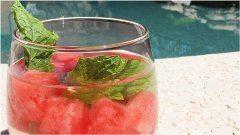 detoxikáciu organizmu melónom