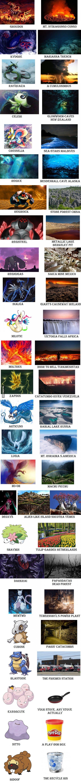 kde sa nachádzajú legendárni pokémoni