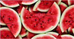 melón na detoxikáciu