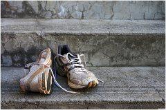 príčiny zápachu z topánok