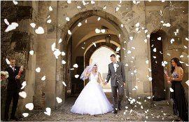 príprava svadobného dňa