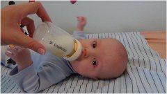 umelá mliečná strava a dojčenie