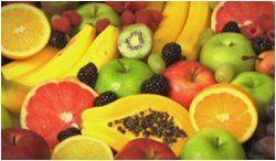 zdravé stravovanie ovocie a zelenina