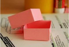 ako si vyrobiť darčekovú krabičku