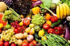 ako spracovať ovocie a zeleninu