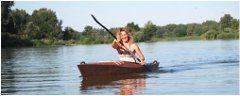 ako začať jazdiť na kajaku a kanoe