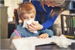 liečenie jarnej alergie u detí