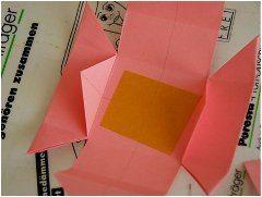 výroba darčekovej krabičky