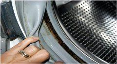 čistenie bubna na práčke
