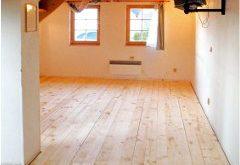 ako na opravu doskovej podlahy