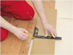 ako opravovať drevotrieskové dosky