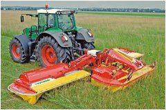 ako sa vyznať v poľnohospodárskej technike a kosenie