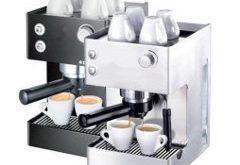 ako udržiavať kávovar
