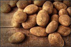 ako uskladniť zemiaky