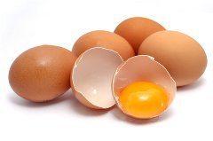 ako uvariť vajcia