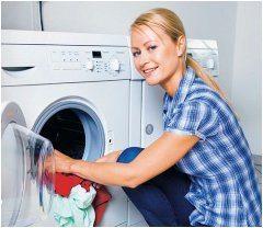 ako vyčistiť práčku