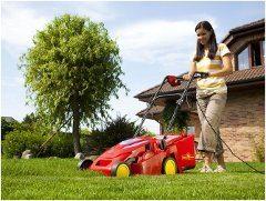 ako vybrať kosačku na trávu