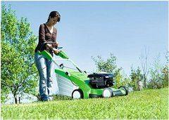 elektrické a benzínové kosáčky na trávu