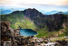 krásna turistika vo Walese