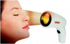 liečenie svetelnou lampou