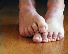 liečenie zápachu nôh