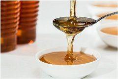používanie medu na rozličné choroby