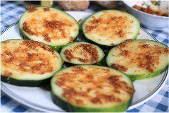 príprava grilovanej zeleniny