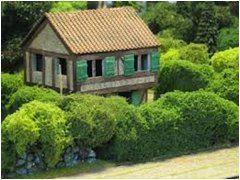 strihanie živých plotov okolo domu