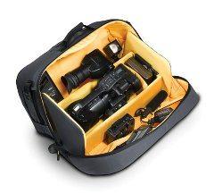 uchovanie videokamery a taška na videokameru