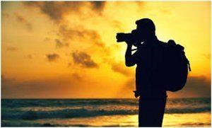 ako fotiť portrét v prírode a pri mori